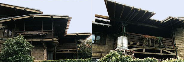 Southern California Arts and Crafts Architecture